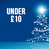 Under £10