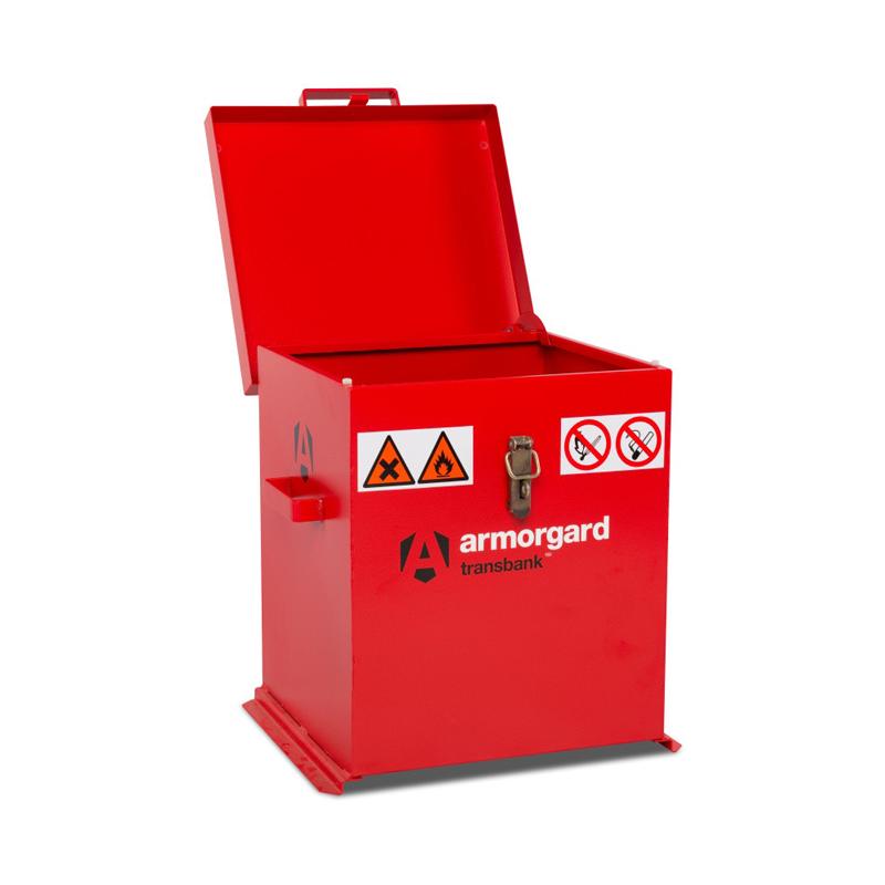 Hazardous Site Storage