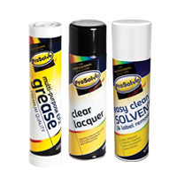 ProSolve Maintenance Sprays