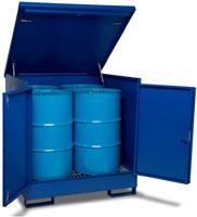 Armorgard Drum Storage