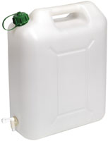 Fluid & Water Containers