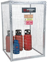 Armorgard Gas Cages