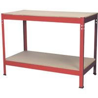 Workbenches & Shelving
