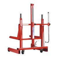 Wheel Removal Trolleys & Handling
