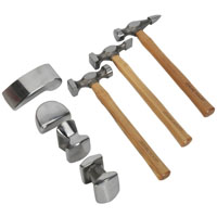 Panel Beating Tools