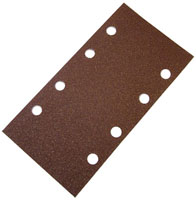 Power Tool Sanding Sheets