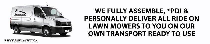 Ride On Mowers