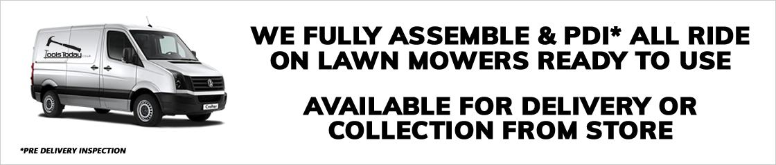 Stiga Ride On Lawn Mowers