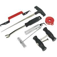 Windscreen Repair & Fitting Tools