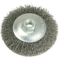 Wire Brushes For Angle Grinders