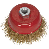Wire Cup Brushes For Angle Grinders