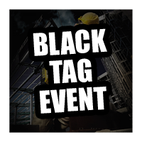 Black Tag Event