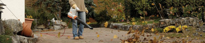 Electric Leaf Blowers