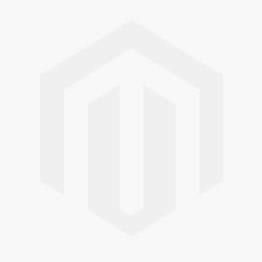 Draper 100mm Dia. Fixed Plate Fixing Rubber Castor - S.W.L. 80Kg
