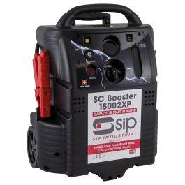 SIP SC Pro Booster 18002XP Batteryless 12/24v Jump Starter Pack