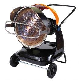 SIP Fireball 1822 100,000 Btu Infrared Diesel / Paraffin Space Heater 230v