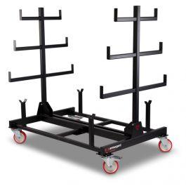 Armorgard PR1 Mobile Piperack Wheeled Storage 1 Tonne Capacity