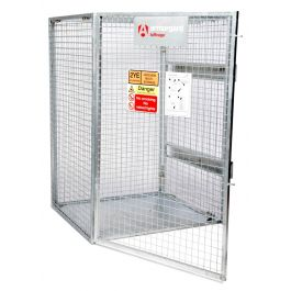 Armorgard TC1.2 Tuffcage Folding One Piece Gas Bottle Storage Cage