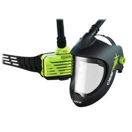 Optrel Clearmaxx Helmet & E3000 10 Hour PAPR Green Unit