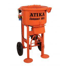 Belle Atika Compact 100 Pan Mixer 110v