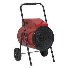 Sealey EH15001 Industrial 15kW Fan Heater 415v 3 Phase