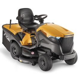 Stiga Estate 7122HWSY Petrol Ride On Lawn Mower 122cm