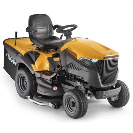 Stiga Estate Pro 9122XWSY 4WD Petrol Ride On Lawn Mower 122cm