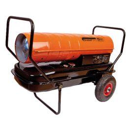 SIP Fireball 215XD 215,000 Btu Diesel / Paraffin Space Heater 230V