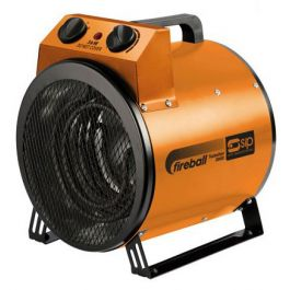 SIP Fireball Turbofan 3000 Fan Heater 3Kw 230v