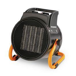 Rhino PTC2 2kW Fan Heater 230v