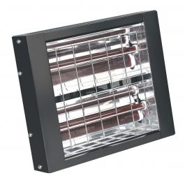 Sealey IWMH3000 3kW Infrared Wall Mounting Heater 230v
