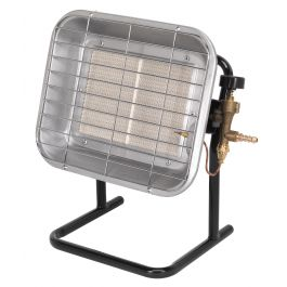Sealey LP14 Space Warmer 15,354 Btu Propane Heater With Stand