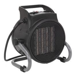 Sealey PEH2001 Industrial 2kW PTC Fan Heater 230v