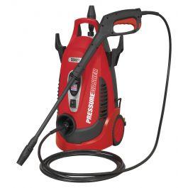 Sealey Pressure Washer 120bar with TSS & Rotablast Nozzle 230V