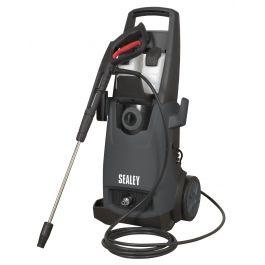 Sealey Pressure Washer 140bar with TSS & Rotablast Nozzle 230V
