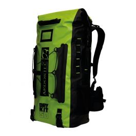 Arbortec DryKit50 Python Rucksack Backpack Lime 50 Litre
