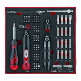 Teng Tools 95 Piece Torque, Driver & Bit Set