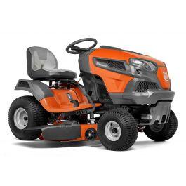 Husqvarna TS142T Petrol Ride On Tractor Lawn Mower 107cm