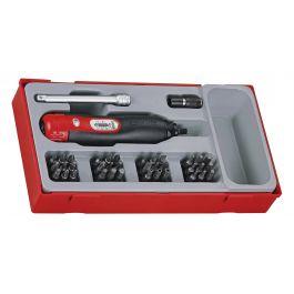 """Teng Tools 39 Piece 1/4"""" Drive Torque Screwdriver Set"""