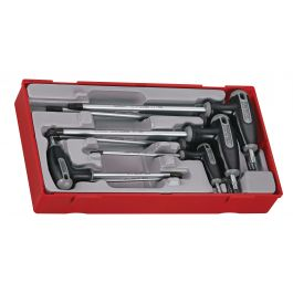 Teng Tools T Handle TX/TPX Hex Key Set