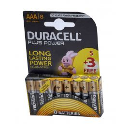 Duracell AAA Battery Pack