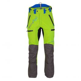 Arbortec AT4070 BreatheFlex Chain Saw Trousers Type C Class 1 Lime