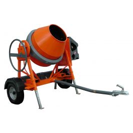 Belle AT350 Road Tow Cement Mixer 230v