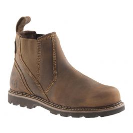 Buckler B1500 Buckflex Goodyear Welted Non-Safety Dealer Boots Dark Brown