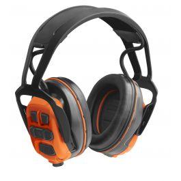 Husqvarna X-COM R Hearing Protection With Bluetooth - Headband Mounted