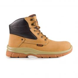 Scruffs Hatton SBP SRA Rated Safety Boots Tan