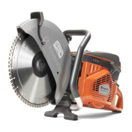 Husqvarna K970 Petrol Disc Cutter