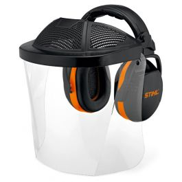 Stihl Clear Visor With Ear Defenders