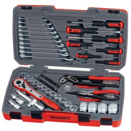 "Teng Tools 68 Piece 1/2"" Drive Socket Set"
