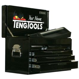 Teng Tools 6 Drawer Black 8 Series Top Box TC806NGM